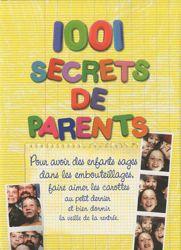 1001 secrets de parents