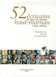 52 écrivains haut-marnais