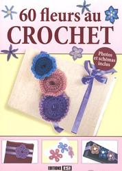 60 fleurs au crochet