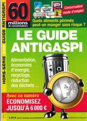 60 millions guide antigaspi