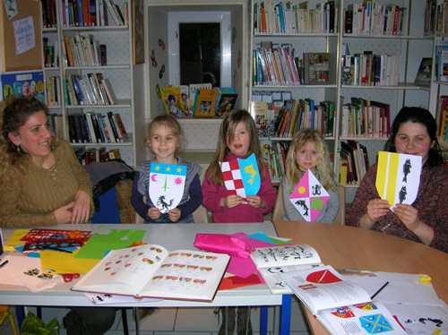 Bibli atelier héraldique