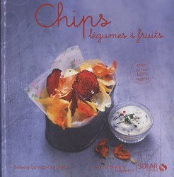 Chips de légumes et fruits
