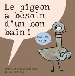 Le pigeon a besoin d'un bon bain !