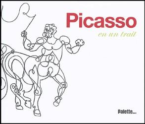 Picasso en un trait