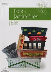 Pots et jardinières à peindre, à décorer
