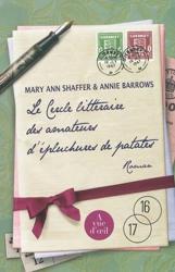 le cercle littéraire des amateurs d'épluchures de paptates