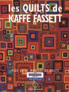 les quilts de Kaffe Fassett