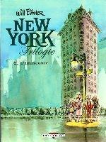 New-York, l\'immeuble